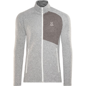 Haglöfs M's Nimble Jacket Grey Melange